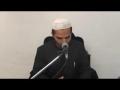 [05] Muharram 1435 - Amr Bil Maroof wa Nahi Anil Munkar Karbala ke Aaine mein - Moulana Agha Munawar Ali - Urdu