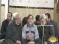 [Soaz Khuwani] Muharram 1434 سبط ختم الانبیاء کو کیوں نہ روئیں اہلِ داد - Urdu