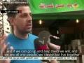 From Dahiyah to Tripoli   The Message of Shia Lebanese to Sunni Lebanese after Terrorist Attacks - Arabic sub English