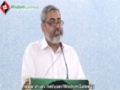 [Barsi Shaheed Saeed Haider] Speech : Rashid Ahad - 02 Nov 2013 - Urdu