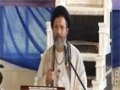 [7] Majlis Ulama Shia Europe - Abuzar Gaffari Convention - Urdu