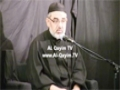 [09] Muharram 1435 - Azadari Imam (A.S) Nusrate Imam tak - H.I Ali Murtaza Zaidi - Urdu