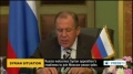 [19 Nov 2013] Russia welcomes Syria opposition readiness to join Moscow peace talks - English