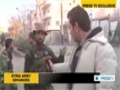 [19 Nov 2013] Exclusive: Syrian army seizes strategic town of Qara - English