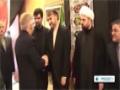[20 Nov 2013] Delegations visit Iran Embassy in Beirut to offer condolences - English