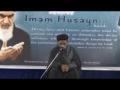 [05][Last] Muharram 1435 - Hamasa-e-Hussaini Aur Asr-e-Hazir ke Taqazey - Moulana Taqi Agha - Urdu