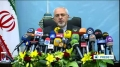 [26 Nov 2013] Foreign Minister Zarif press conference at the 21st Meeting of ECO Council of Ministers - English
