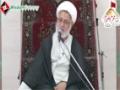 [03] Muharram 1435 - Imam Hassan AS Ki Sulah aur Imam Hussain Kay Qayam Ki Wajohat - H.I Ghulam Abbas Raisi - Urdu