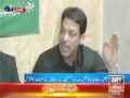 [Media Watch] ARY News : Faisal Raza Abidi Ka MWM Pak Kay Hamrah News Conference - Urdu