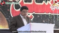[یوم حسین ع] Speech : Dr.. Zafar Haider - 02 September 2013 - Sindh Medical Collage - Urdu