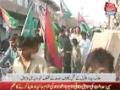 [Media Watch] Abb Tak News :  سانحہ کرچی کے خلاف سندھ بھر میں احتجاج - Urdu