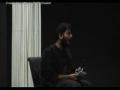 [Noha] Muharram 1435 - Roze Imam Hussain - Molana syed m r jan kazmi - Farsi