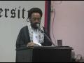 [یوم حسین] Youme Hussain Munaqid Karane Ka Falsafa - H.I Sadiq Taqvi - MAJU , Karachi - 6 Dec 2013 - Urdu