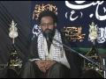 [Majlis] 29 Muharram 1435 - Wasila - H.I Sadiq Taqvi - Mehmudabad - Urdu