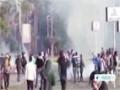 [10 Dec 2013] Egyptians defy crackdown continue protests - English