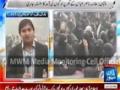 [Media Watch] Dawn News : Zakir Nasir Abbas Multani Ki Shahadat Par Governer House Kay Samne Dharna Jari - TNFJ Pak - Ur