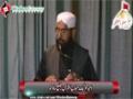 [یوم حسین ع] Janab Muhammad Akram | Tehreek-e Minhajul Quran - 17 December 2013 - Dawood Engineering Univ - Urdu