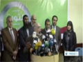 [22 Dec 2013] Egypt anti coup alliance boycotts Jan. constitutional referendum - English