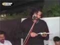 [Moharram 1435] Nadeem Sarwar Noha Sham ko qaidi ban k chajy hae - Urdu