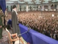 نگاهی كوتاه به دیدار فرماندهان بسیج سراسر كشور با رهبر انقلاب - Farsi