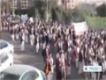 [27 Dec 2013] Anti-government protests in Yemen continue unabated - English
