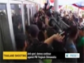 [29 Dec 2013] An anti government protester killed in a gun attack in Thailand - English