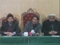 [01] مجلس وحدت مسلمین و سنی اتحاد کونسل کی مشترکہ نیوز کانفرنس - Urdu