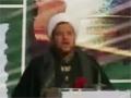 [قومی امن کنونشن] Speech : Allama Ejaz Bahishti - 05 January 2014 - Urdu