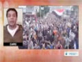 [05 Jan 2014] Egyptians protest against military coup after Muslim Brotherhood calls for march - English
