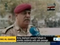 [05 Jan 2014] Iraqi security forces are preparing for a major attack to retake Fallujah - English