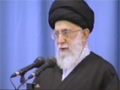 Hadith - Doing Supplication for removal of adversities - Commentary /Tafseer by Leader Ayatullah Ali Khamenei - Farsi