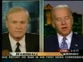 Joe Biden discusses the NIE and Iran - English