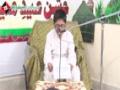 [جشن صادقین | Jashne Sadiqain] 19 Jan 2014 - Manqabat : Br. Haider Rizvi - Malir, Karachi - Urdu