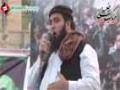 [کراچی نمائش یکجہتی دھرنا] Saneha e Mastung | Speech : Janab Shaukat Mughal - 23 Jan 2014 - Urdu