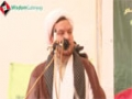 [یوم مصطفی ص] Speech : H.I Ejaz Bahishti - 04 Feb 2014 - Karachi University - Urdu