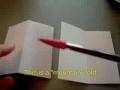 How to make a magic origami ball - English