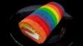 How To Make A Rainbow Cake Roll - with Yoyomax - English