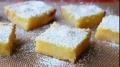 Lemon Bars - Easy Lemon Meringue Bars Recipe - English
