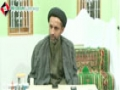 [Lecture] Dars e Quran | درسِ قرآن - Speech H.I Haider Naqvi - 05 Mar 2014 - Urdu