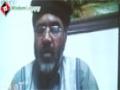 [Barsi Shaheed Dr. Muhammad Ali Naqvi] Speech : Br. Rashid Naqvi - Jaffare Tayyar, Malir - Urdu