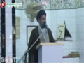 [Khutba e Juma] H.I Ahmed Iqbal - Husn-e-Mashrat - 21 March 2014 - Urdu