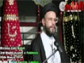 [03] Ayaam e Fatimiyah | Molana Zaki Bakri - 26 Mar 2014 - Babul Murad Centre, London - Urdu