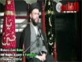 [04] Ayaam e Fatimiyah | Molana Zaki Bakri - 27 Mar 2014 - Babul Murad Centre, London - Urdu