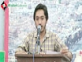 [Seminar : Shaheed Dr. Muhammad Ali wa Shaheed Ustad Sibte Jaffer] Salam : Br. Abuzar - 25 Mar 2014 - Urdu