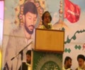 [19th Barsi Shaheedi Dr. Muhammad Ali Naqvi] Salam : Janab Bismil - 09 Mar 2014 - Urdu