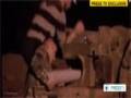 [03 Apr 2014] Exclusive: Army forces free kidnapped fellows in central Syria - English