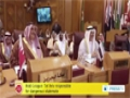 [09 Apr 2014] Arab League: Tel Aviv responsible for dangerous stalemate - English