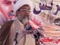 [03] پنو عاقل : علامہ ناصر عباس جعفری کا جلسہ سے خطاب - Urdu