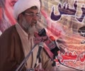 [02] پنو عاقل : علامہ ناصر عباس جعفری کا جلسہ سے خطاب - Urdu