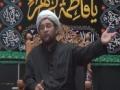 (03/03) [Fatimiyyah 1435-2014] Shahadat Sayeda Fatima (s.a) - Shaykh Baig - English